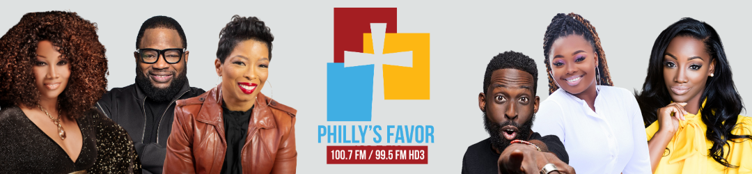 Philly's Favor 100.7 FM & 99.5 HD3